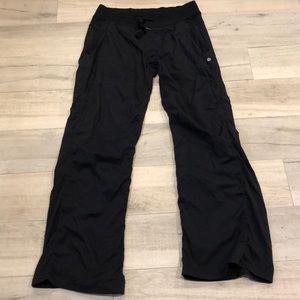 Lululemon Dance Black Pants 8